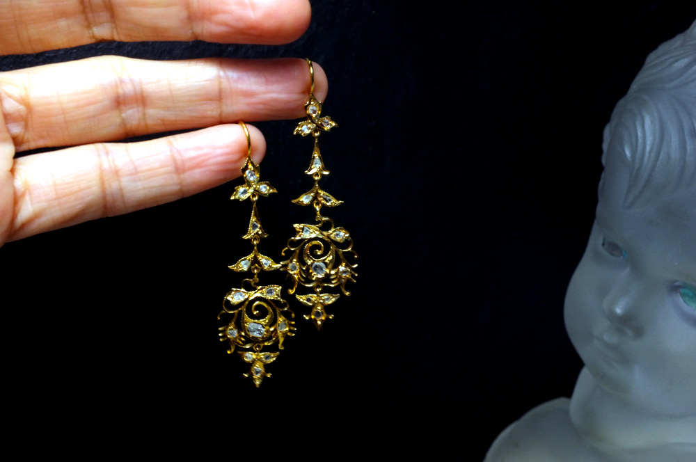 antique peranakan jewellery