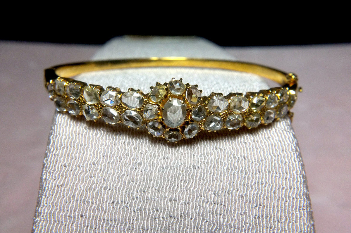 diamond bangle singapore