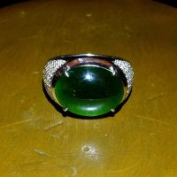 type A jade ring